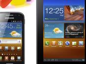 Samsung Galaxy Plus l'Ace reçoivent Jelly Bean 4.1.2