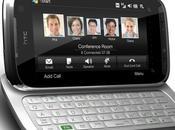 Samsung Galaxy concept avec clavier