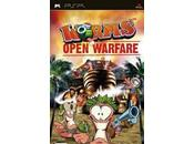 [PlayStation Portable] Worms Open warfare