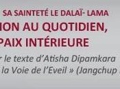 Dalaï-Lama direct Fribourg, avril