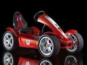 Ferrari exclusive kart pédales luxe