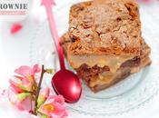 Brownie chocolat lait caramel beurre salé Concours inside