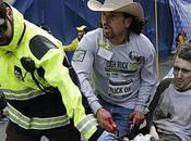 Attentat Marathon Boston, explosion bombes