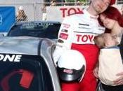 Jackson Rathbone Toyota Pro/Celebrity Race