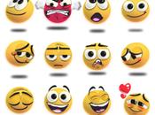 Facebook smileys signés d'un artiste Pixar