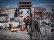 photos coeur chantier l'amphithéâtre Québec