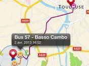 application pour transports récompensée Toulouse
