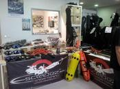 Show Esclapez Spearfishing chez Sportsmed 2013