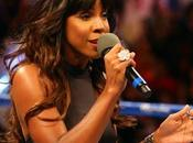 Kelly Rowland réussit l'exercice chanter l'hymne national Américain