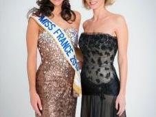 Miss France 2014 prépare. Découvrez coulisses...