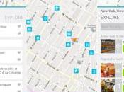 Foursquare disponible Windows
