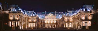 parfum l'époque Versailles recomposé passionne Chine