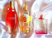 Parfums doux d'ete