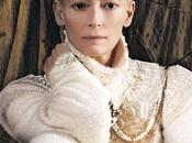 Tilda Swinton devient égérie Chanel