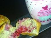 Mini-cakes framboises-bananes