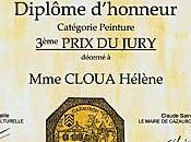 palette 2013: hélène cloua 3ème prix jury