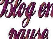 déménage Blog pause