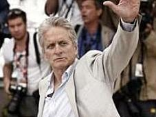Michael Douglas, prix d'interpretation Cannes
