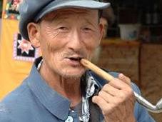 L'entraide entre personnes agées Chine