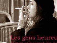 gens heureux lisent boivent café, Agnès Martin-Lugand