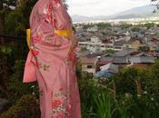 Défilé kimonos