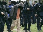 Terrorisme l'Europe, attaquée l'intérieur