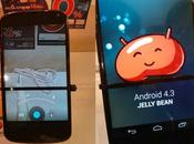 Android apparait Nexus