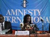 L'Etat Sénégal tremble t-il devant rapport d'Amnesty International