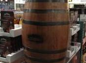Goyette, oenologue: baril Jack Daniels Costco
