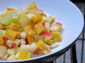 Macedonia frutas lima