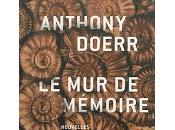 mémoire Anthony Doerr
