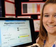 jeune lycéenne invente algorithme pour diagnostiquer leucémie
