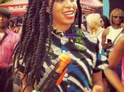 Coiffure protectrice havana (marley) twists twist senegalaises portees fierement solange roots