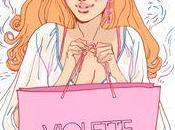 """""""Violette Sauvage"""", paradis pour modeuses fauchées"""