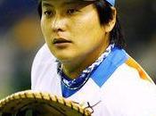 """joueur baseball coreen raciste """"son visage trop noir dents blanches comme balle"""""""