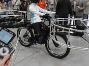 Duratec présente prototype vélo électrique volant