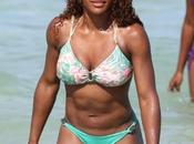PHOTO Serena Williams ultra muclée plage Miami