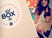 Nouvelle box, beauty présentation NailBox partenariat avec Glossy
