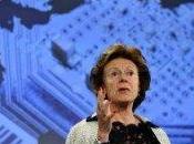 commissaire européenne appelle géants d'internet cesser contourner fisc
