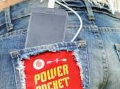 Plus batterie votre smartphone? Rechargez avec poche.