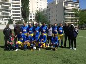 Montée séniors Courbevoie Sports Football Ligue BRAVO