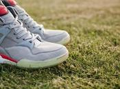 Solebox Reebok OmniZone Pump Butter Grey Reflective Silver