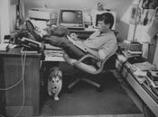 Stephen King plein travail