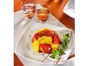 Salade poivrons grillés Kcal /pers.