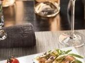 table avec Côtes Provence rosé