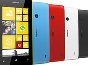 Nokia Lumia Windows Phone plus populaire