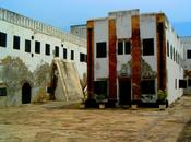 forts d'Elmina Ghana.