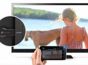 Chromecast, HDMI sous Chrome pour rendre connectée