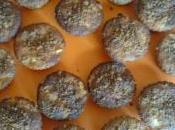 Muffins l'ananas frais, noix coco sp�culos