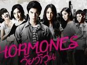 Hormones, série cartonne Thaïlande